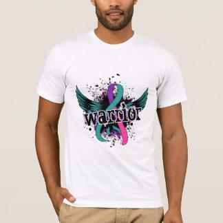 Warrior 16 Thyroid Cancer T-Shirt