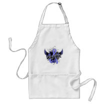 Warrior 16 Thyroid Disease Adult Apron