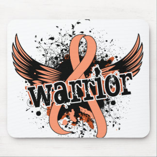 Warrior 16 Uterine Cancer Mouse Pad