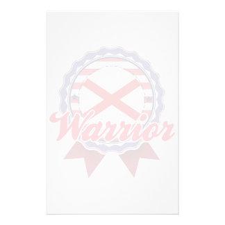 Warrior, AL Stationery Paper
