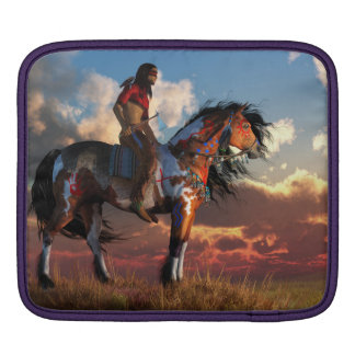 Warrior and War Horse Sleeve For iPads