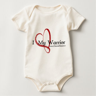 Warrior Baby Bodysuit