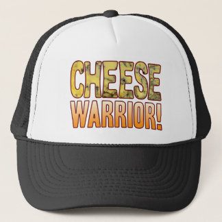 Warrior Blue Cheese Trucker Hat