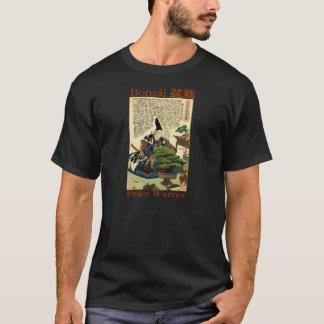 Warrior Bonsai 盆栽 peace T-Shirt
