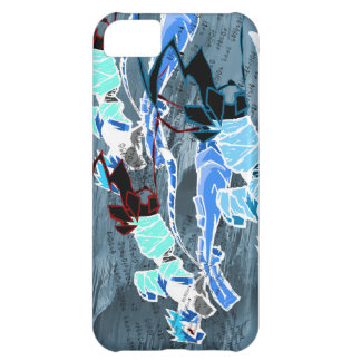 WARRIOR CAT PHANTOM iPhone 5C COVER