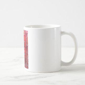 WARRIOR CHANT COFFEE MUG