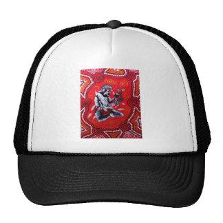WARRIOR CHANT MESH HATS