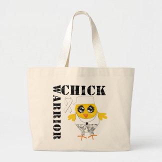 Warrior Chick Lung Cancer Bags