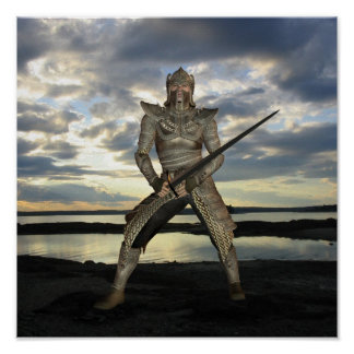 Warrior Conquest Poster