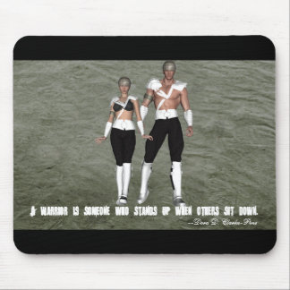 Warrior Creed 002 Mouse Pad