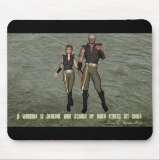 Warrior Creed 003 Mouse Pad