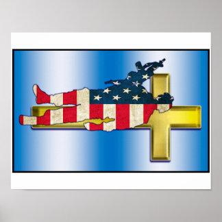 Warrior Cross #1 Poster