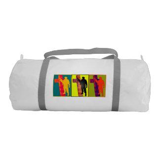 Warrior Cross #2 Duffle Bag