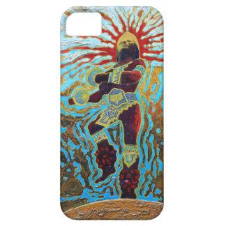 Warrior dancer - Amazing Mexico Phonecase iPhone SE/5/5s Case