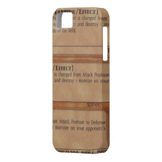 WARRIOR/EFFECT iPhone SE/5/5s CASE