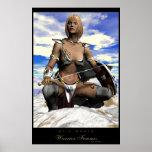 Warrior Femmes-Ishara Print