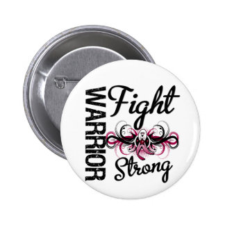 Warrior Fight Strong Head and Neck Cancer Pins