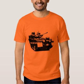 Warrior Fighting Vehicle T-shirt