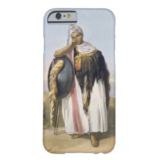 Warrior from Amhara, Ethiopia, illustration from ' iPhone 6 Case