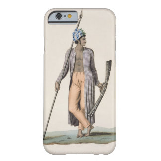 Warrior from the Island of Guebe, from 'Voyage aut Barely There iPhone 6 Case