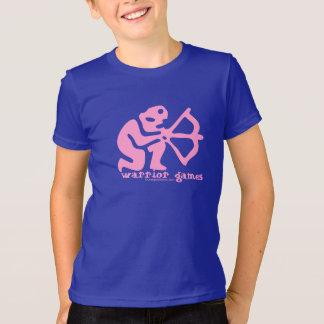 warrior games blue T-Shirt