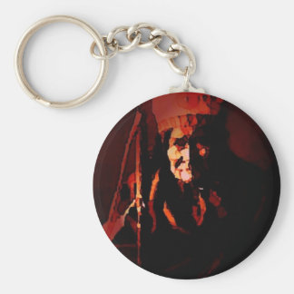 Warrior Geronimo Key Chain