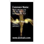 Warrior Girl Business Cards