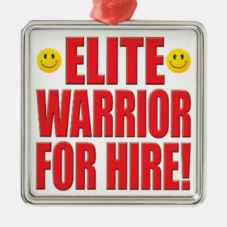 Warrior Hire Life Ornament