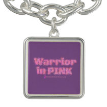 Warrior in Pink Bracelet