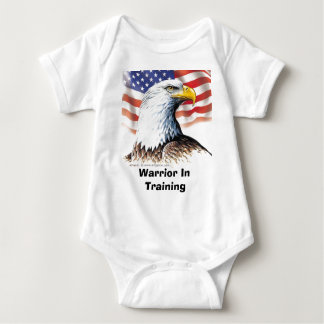 Warrior In Training Infants T Shirts