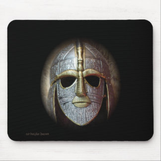 Warrior King Mousepad