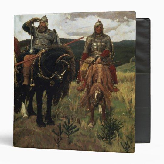 Warrior Knights, 1881-98 3 Ring Binder