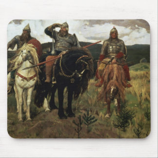 Warrior Knights, 1881-98 Mouse Pad