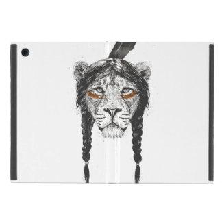 Warrior lion case for iPad mini