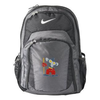Warrior Monkey . Backpack