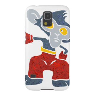 Warrior Monkey . Galaxy S5 Cover