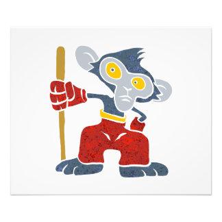 Warrior Monkey . Photo Print