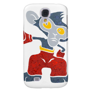 Warrior Monkey . Samsung Galaxy S4 Cover