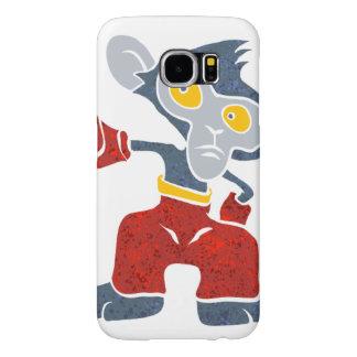 Warrior Monkey . Samsung Galaxy S6 Case