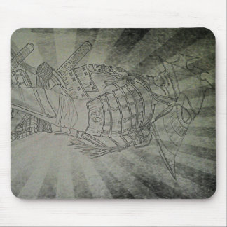 WARRIOR MOUSE PAD