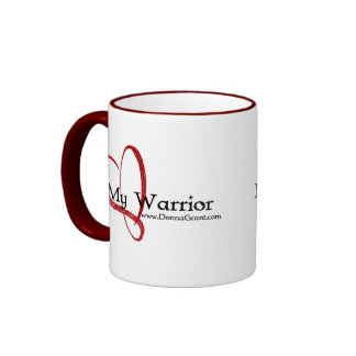 Warrior Ringer Coffee Mug