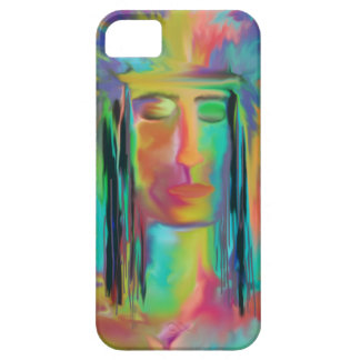 Warrior Of The Rainbow Digital Art iPhone 5 Case