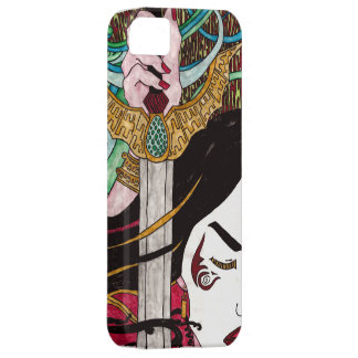 Warrior of Wind & Fire iPhone 5 Covers