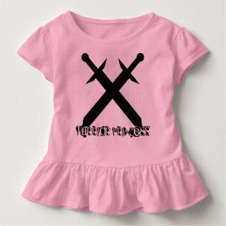 Warrior Princess Toddler T-shirt