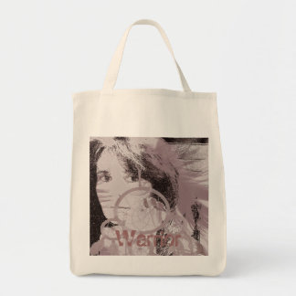 Warrior Shopping Bag
