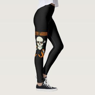 Warrior/Skull...RSD/CRPS Leggings