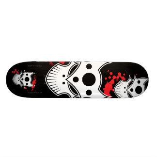 Warrior Skull Skate Board Decks