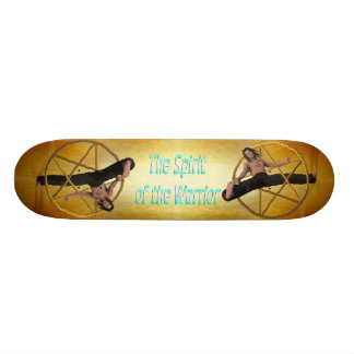 Warrior Spirit 2 Skateboard Deck