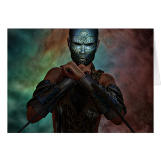 Warrior Spirit Card