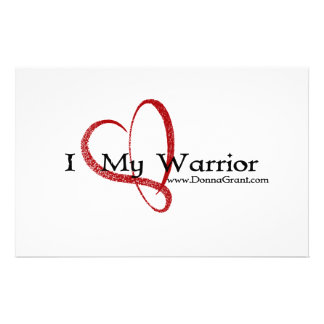 Warrior Stationary Stationery